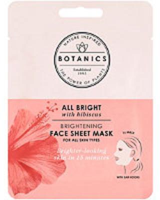 BOTANICS All Bright Brightening Sheet Mask