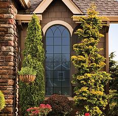 Picture of custom windows.