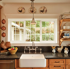 Picture of sliding windows.