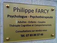 psychologue aubagne Philippe FARCY