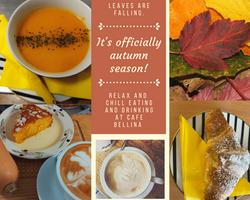 It's officially autumn season!