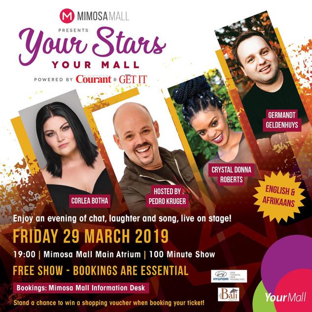 Mimosa Mall - 29 Maart 2019