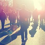 Manifestation rue