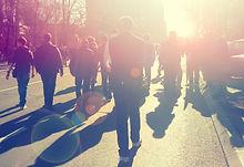 Protesto rua
