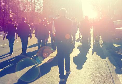 straat Protest