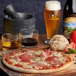 Brauerei Pizza Serrano