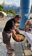 Paella-Abend