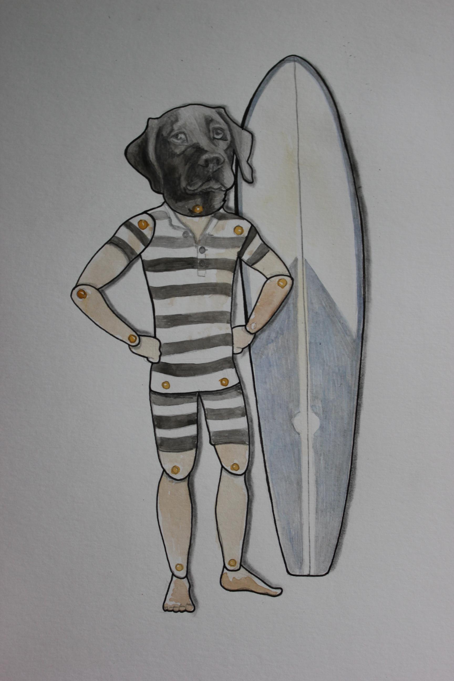 Surf's Pup
