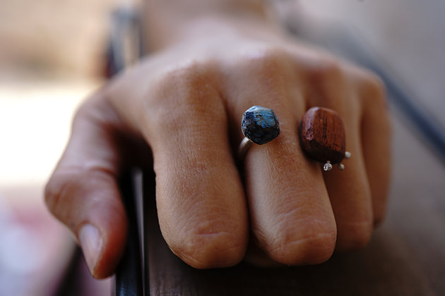Patchwork ring