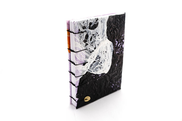 Notebooks with recycled plastic cover