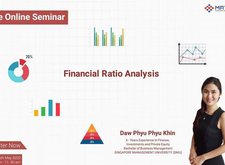 Free Webinar: Financial Ratio Analysis