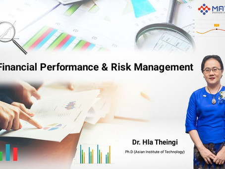💯Financial Performance & Risk Management (Batch – 4)💯