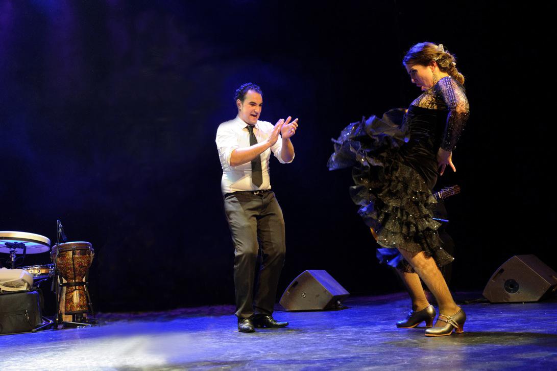 Eva Luisa y Juan Manuel Cortes