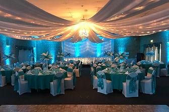 Uplighting | Perth Weddings