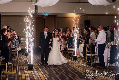 Indoor Fireworks | Sparkular Perth