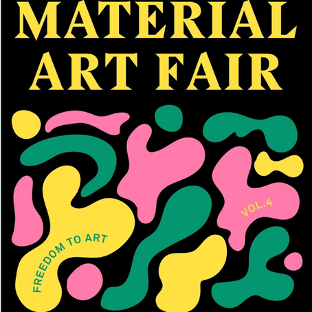 Material Art Fair 2017