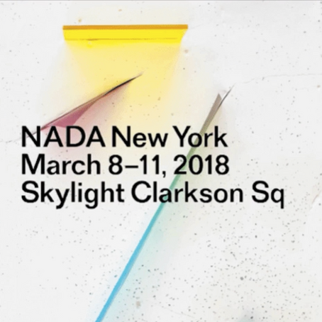 NADA NY 2018
