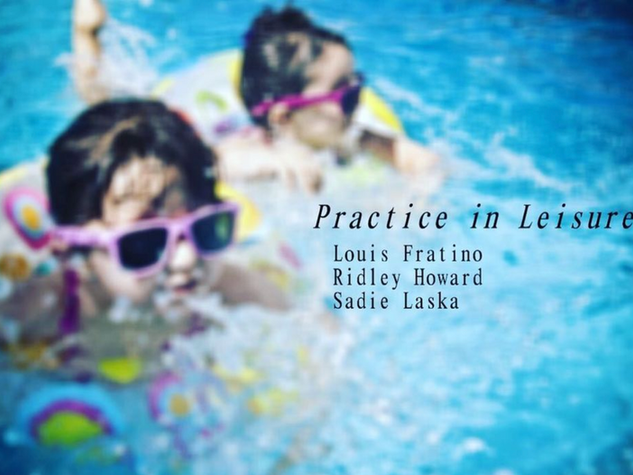 Practice in Leisure