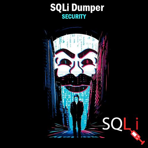 SQLi Dumper - Security
