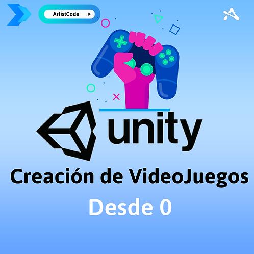 Unity 5 - Creación de Video Juego