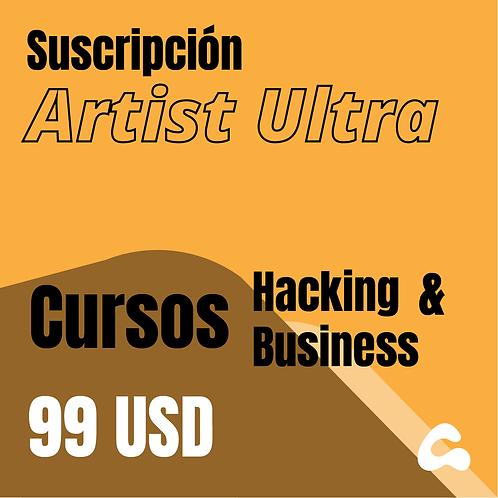 SUSCRIPCIÓN ARTIST-ULTRA