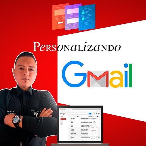 Personalización de Gmail para negocio