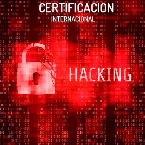 CERTIFICACION INTERNACIONAL DE HACKING ETHICO