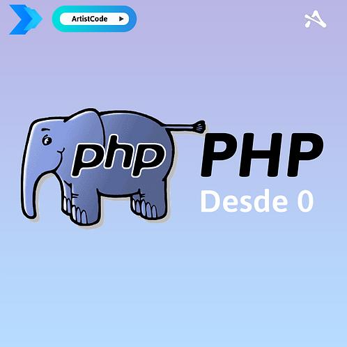 Programacion en PHP