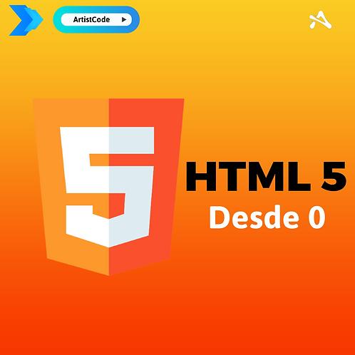 Programación en HTML5