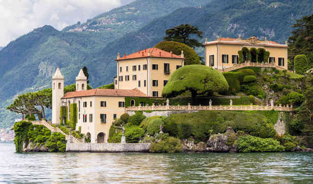 Lake Como & Swiss Alps Driving Holiday