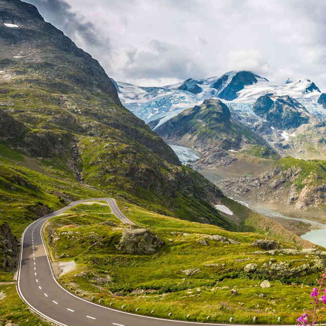 Grimsel Pass, Switzerland ⭐⭐⭐⭐