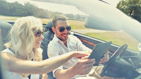 EFFORTLESS LUXURY DRIVING HOLIDAYS