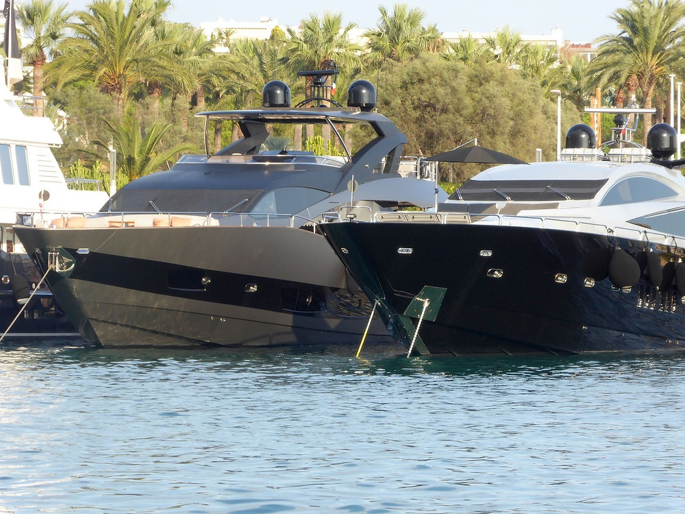 Yacht Port Cannes