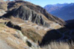 Tremola Pass at Gotthard