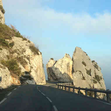 Route Napoleon, France