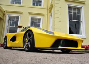 How to sell a LaFerrari Aperta. NOT.