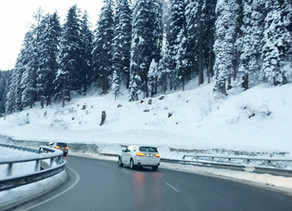 Luxury Winter Car Rental in Europe - 4WD hire to reach the European winter destinations