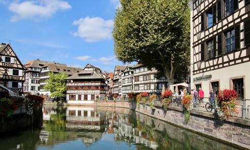 Strasbourg in Alsace