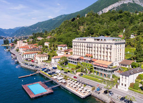 The Best Luxury 5 star hotel at Lake Como. Revealed.