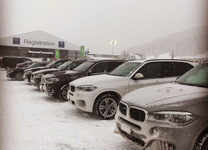 2021 WEF DAVOS CARS: Limousines Service & Luxury Car Rental