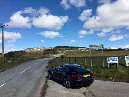 Scotland North Coast 500 Route Road Trip