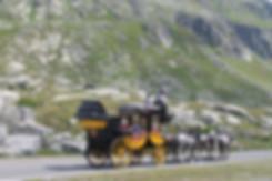 Gotthard Pass Drive