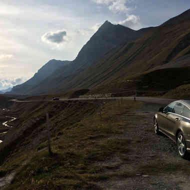 Albula Pass, Switzerland