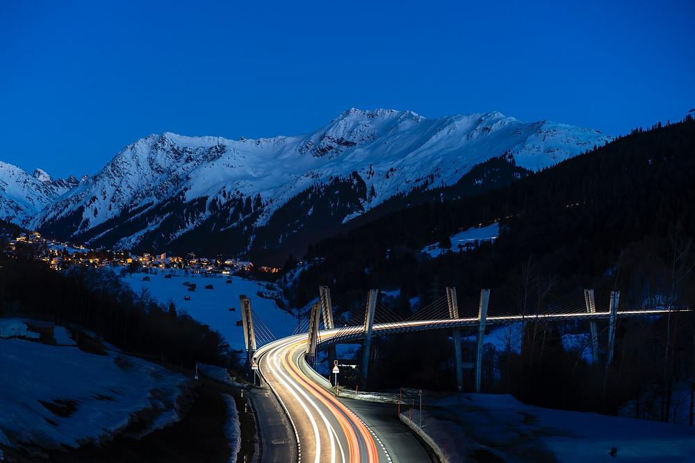 Sunniberg Bridge to Davos
