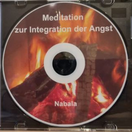 Meditation zur Integration der Angst