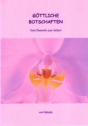 """Buch """"Göttliche Botschaften"""" von Nabala"""