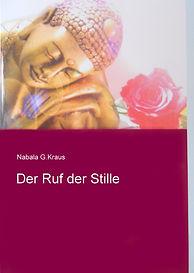 """Buch """"Der Ruf der Stille"""" von Nabala"""