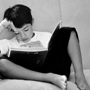 Meest indrukwekkende uitspraak of advies ontvangen of gelezen over lezen.