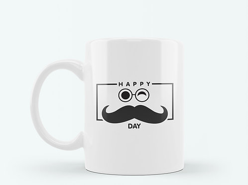 Caneca happy fathers day