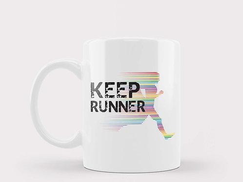 Caneca Keep Runner
